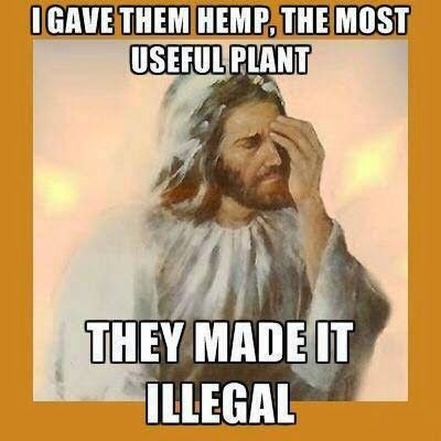 It's time to end marijuana's prohibition.