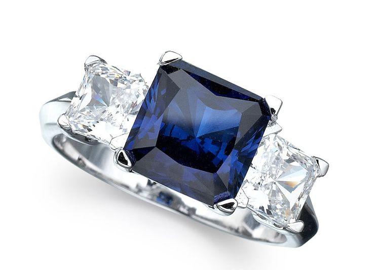 sapphire jewelry - Google Search