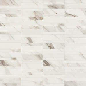 Mosaic marble wall tiles