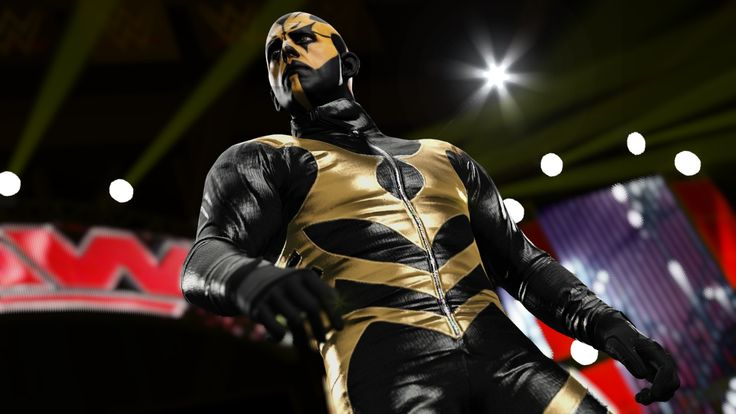 WWE 2K15 Roster Reveal, Goldust, Big Show, New Screenshots And More