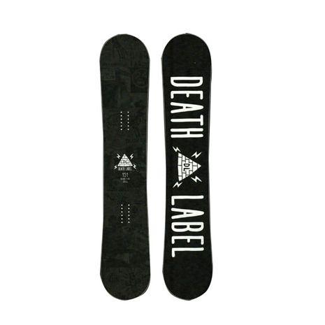 DEATH LABEL フリースタイル デスレーベル DEATHLABEL 2015-2016 BLACK FLAG W フリースタイル スノーボード板 |マリン,ウィンタースポーツ用品(スキー・スノーボード)の通販はヴィクトリア