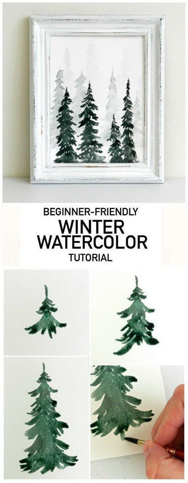 34 Easy Handmade DIY Christmas Decoration Craft Ideas