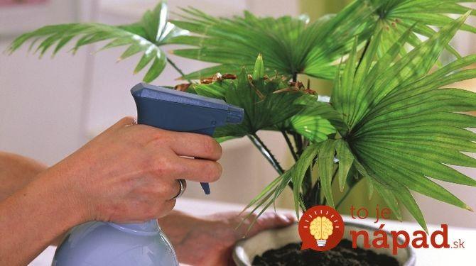 To, čo vylievate do odtoku, totiž môže poslúžiť ako veľmi dobré hnojivo, ale ešte aj omnoho viac!