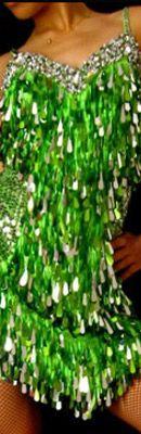 Sequin Vegas Dress