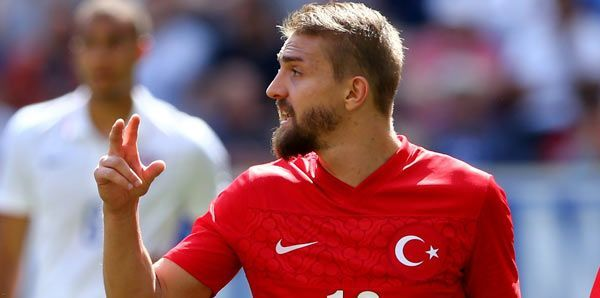 Son Dakika: Beşiktaş'lı Caner Erkin milli takım aday kadrosuna dahil edildi.