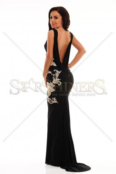 Rochie LaDonna Elegant Proof Black