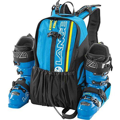 Lange Pro Ski Boot Bag  2015  Black >>> Visit the image link more details. (Amazon affiliate link)