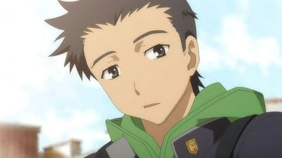 Miyokichi Nobuse // True Tears