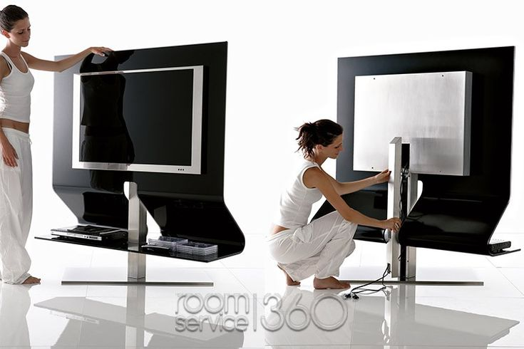 Odeon Designer TV Stand Cable Management by Tonin Casa