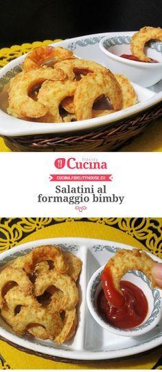 Salatini al formaggio bimby della nostra utente Sabrina. Unisciti alla nostra Community ed invia le tue ricette!