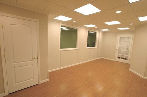 thinking of putting panels up in the basement instead of drywall due to the possible water. Black Bedroom Furniture Sets. Home Design Ideas