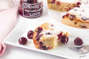 Zabpelyhes meggyes süti 2