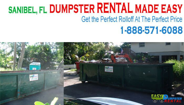 Dumpster Rental Sanibel Island Fl Receive 15 Off Next Rolloff Dumpster Rental Dumpster Haines City