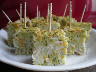 Dobrou chuť: Brokolicový nákyp