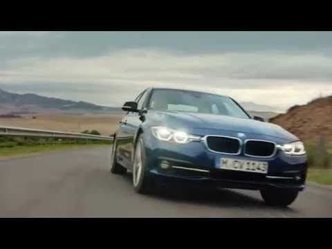 July 31, 2015:  BMW 3 Series. Made for curves.