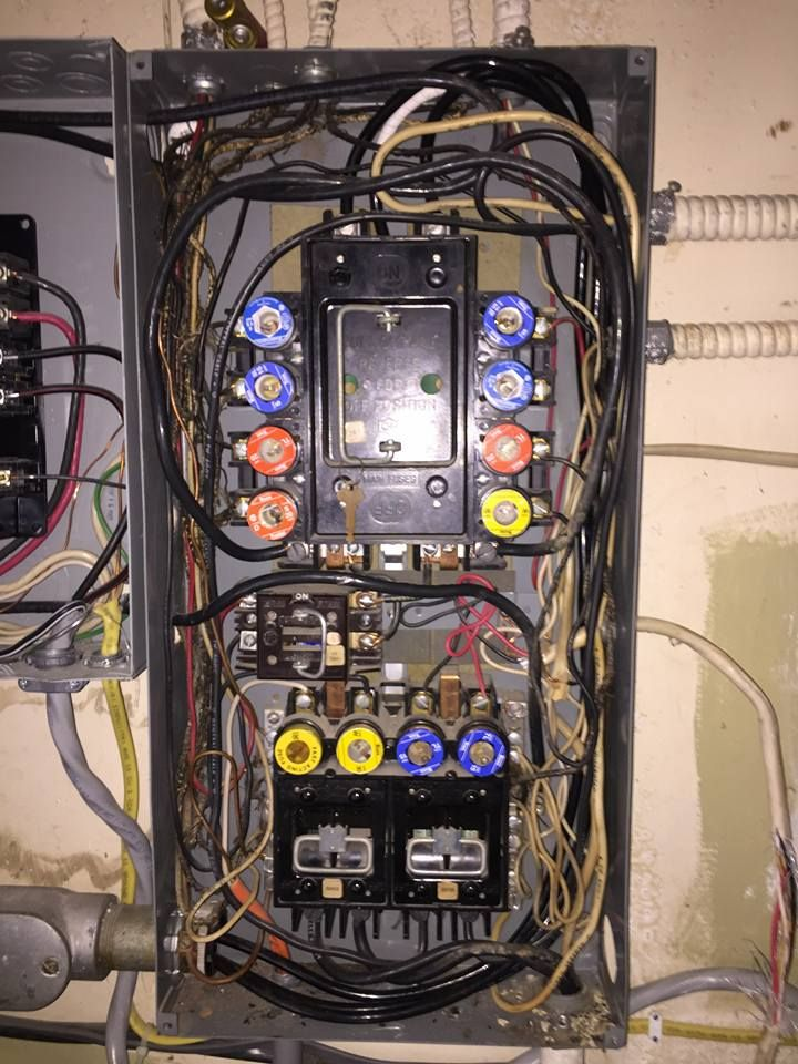 Replacing Old Fuse Box Electrical Panels