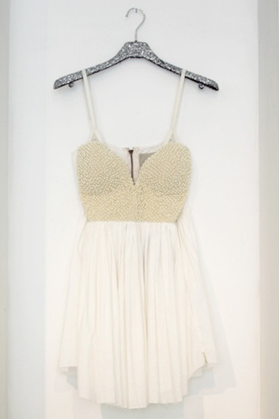 bustier dress: Fashion, Party Dresses, Style, Clothes, Dream Closet, Outfit, White Dress, Partydress