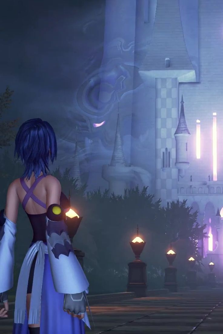Kingdom hearts iphone wallpaper tumblr - Kingdom Hearts In High Definition Photo