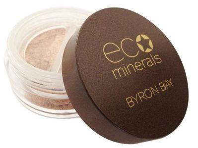 Mineral Foundation and Mineral Makeup for Oily Skins and Matte Finish