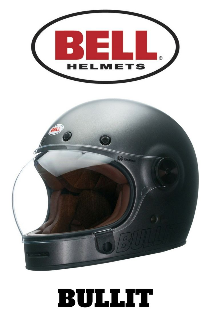 Bell Retro Full Face Motorcycle Helmet Check It Now