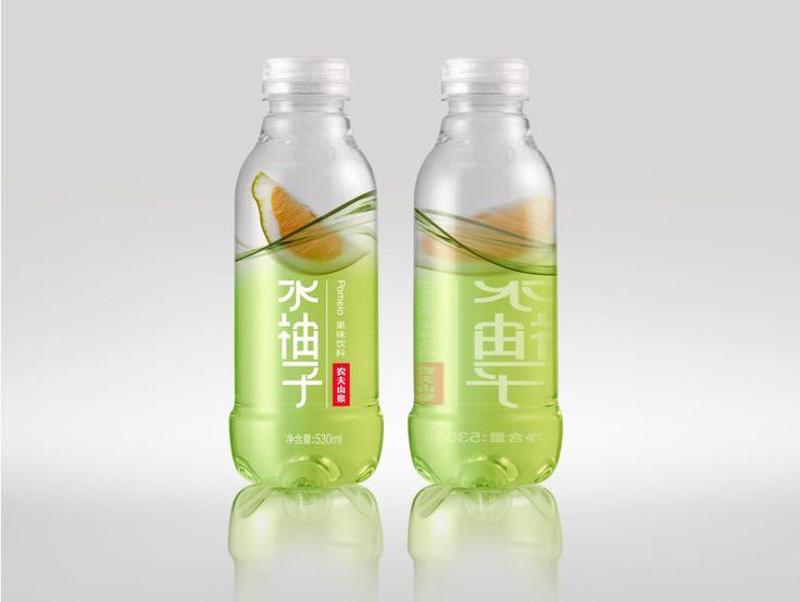 农夫山泉--水葡萄包装 - 视觉中国设计师社区