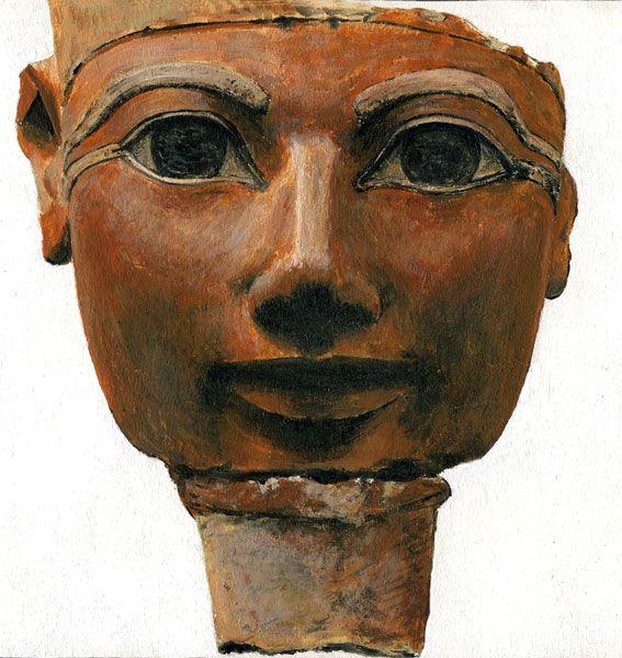 ancient egyptian king and queen - Recherche Google
