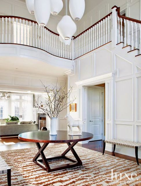 18 best images about two story wall decorating ideas on for Shore house decorating ideas