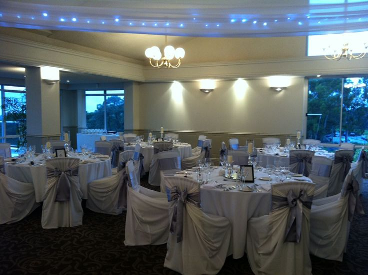 Fairy Lights and Draping