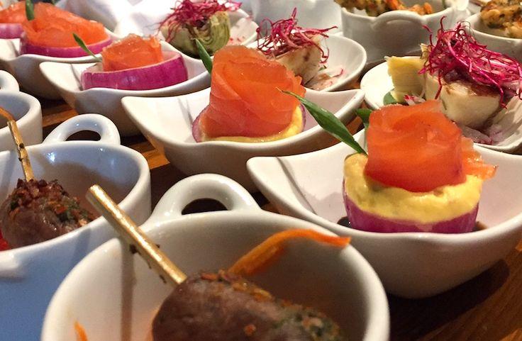 Leckere Häppchen für Dein nächstes Event. http://blog.eventsofa.de/top-10-catering-service-anbieter-in-deutschland/ #flyingbuffet #Catering #München #Fingerfood