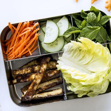 Tofu Summer Rolls Recipe