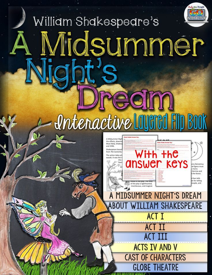 a literary analysi of a midsummer nights dream by william shakespeare Analysis of settings time and place, in the play a midsummer night's dream by   setting analysis in a midsummer night's dream by william shakespeare  andaru  introduction drama is one of the many literary genres.