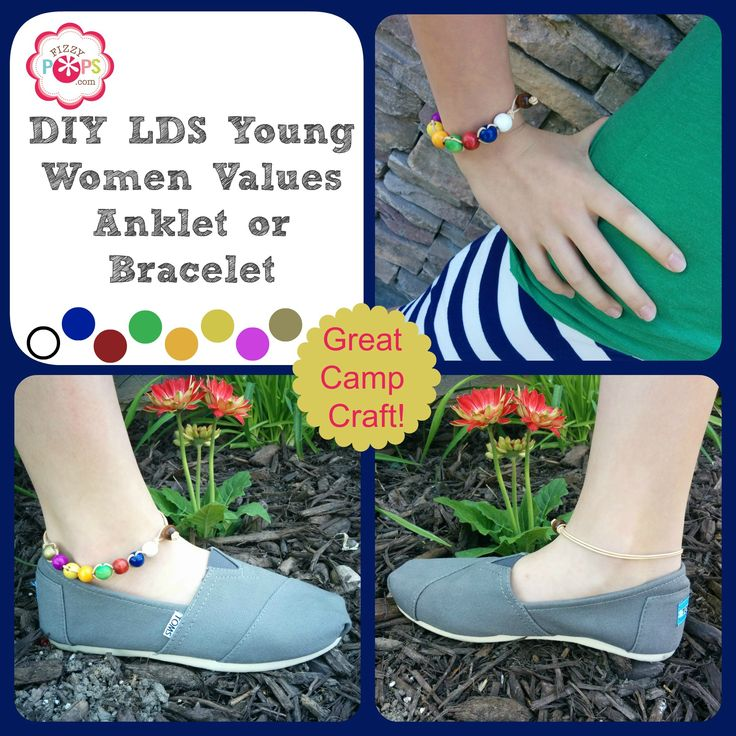 17 best images about lds girls camp craft ideas on