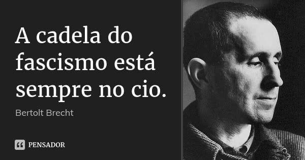 Bertolt Brecht Mensagens Impactantes Citacoes E Frases Para