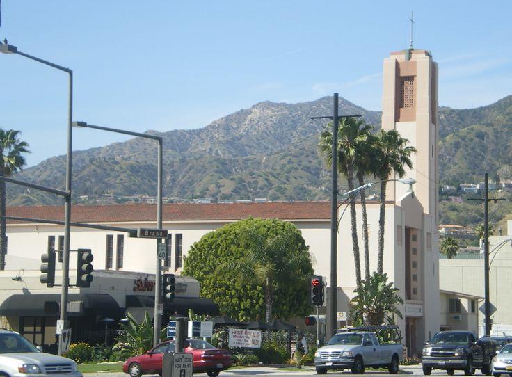 Catholic churches of California 1001 north brand blvd 34