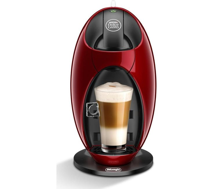 Dolce gusto by delonghi jovia edg250r hot drinks machine
