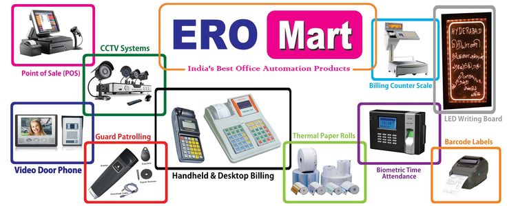 ERO MART banner - India's Best Office Automation Products in Tamil Nadu
