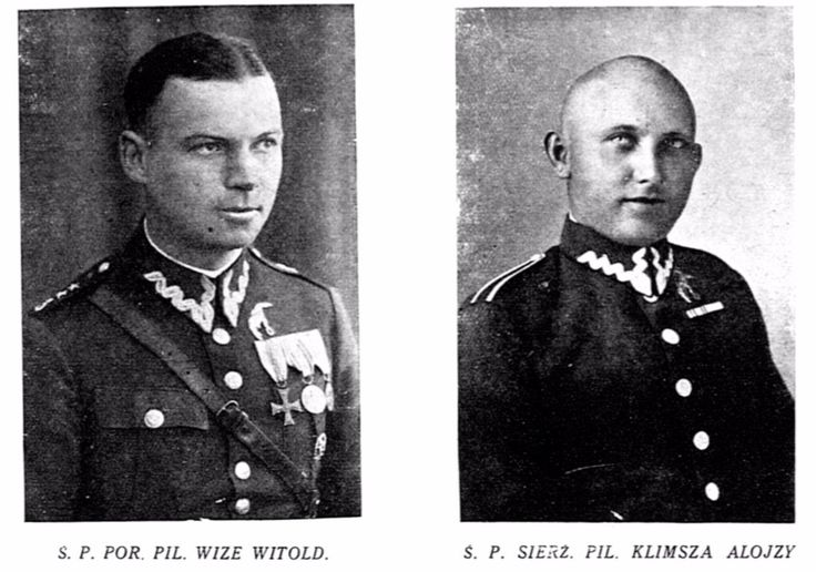 Wspomnienie ś.p. Witolda Wize i ś.p. Alojzego Klimszy