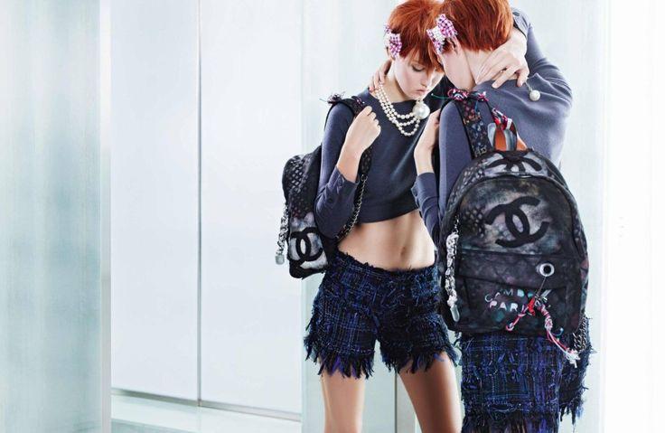 LO ZAINO TREND DELLA PROSSIMA STAGIONE: ECCO QUALE SCEGLIERE! | My Urban Bon Ton #zaino #backpack #chanel #fashiondiary #fashionblogger