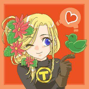 Teen Titans: Terra Flowers by ~MakiHosaku on deviantART