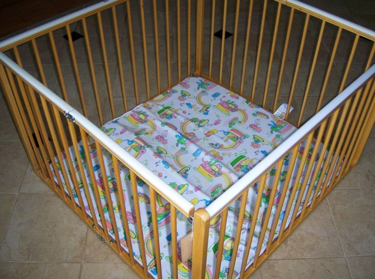 1950s Vintage Playpen Share 1950s Vintage Play Pens