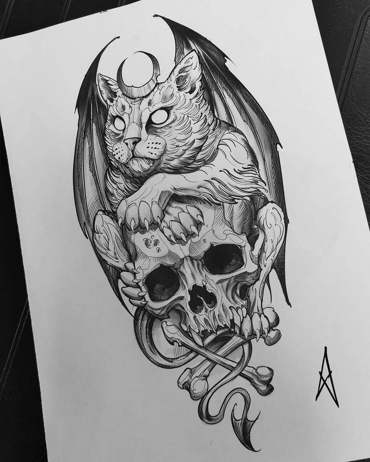 Amenic_tattoo sur Instagram: Available flash / Volný návrh @flash_addicted #…