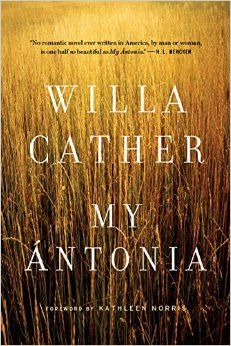 the american dream in william cathers novel my antonia