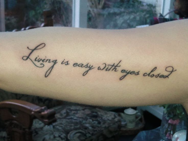 Best 25+ Beatles lyrics tattoo ideas on Pinterest ...