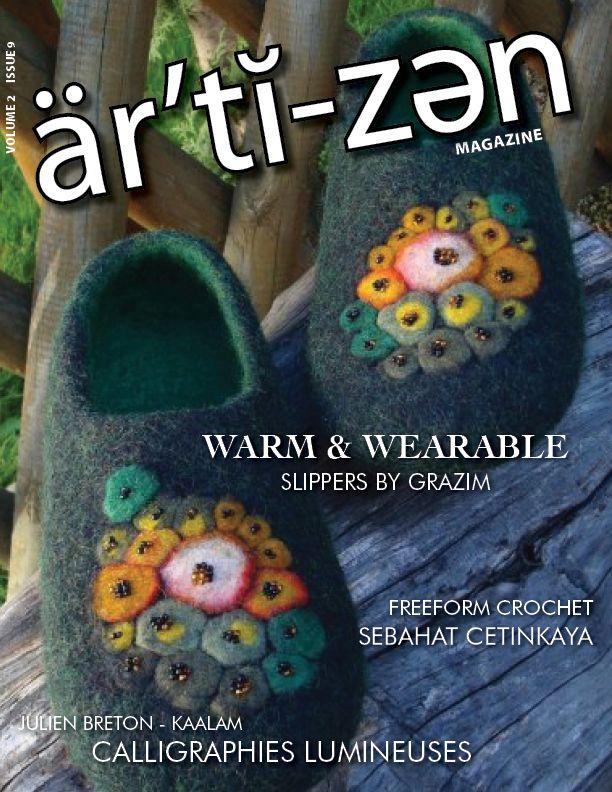 Artizen issue 2-9 November 2011  http://publications.catstonepress.com/issue/48026