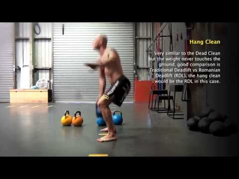▶ 10+ Kettlebell Clean Variations by CrossFit Level 1 Trainer ✔ - YouTube