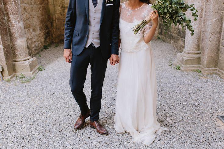 Un matrimonio handmade allAbbazia di San Galgano