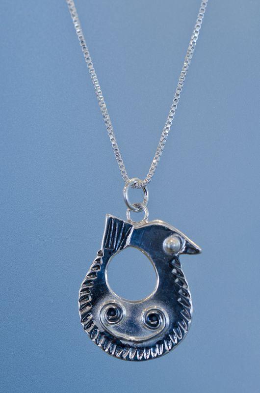 Fågel halsband