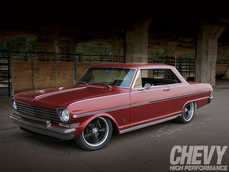 1963 Chevy Nova Dash Photo 1