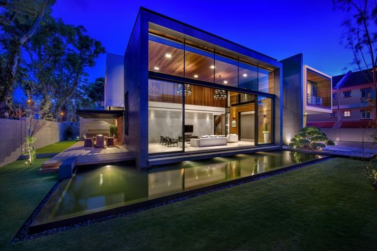 Mimosa Road residence 5 Contemporary Home Evoking a Warm Rustic Feel: Mimosa Road in Singapore