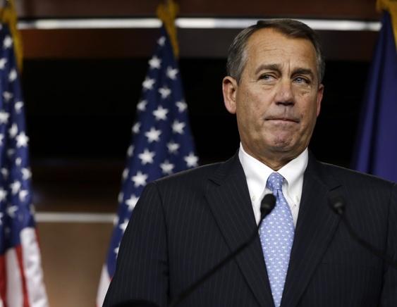 John Boehner Pulls a Romney in Falling for Skewed Republican Poll